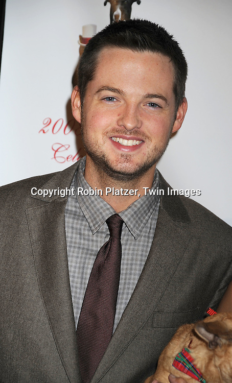 Damien Fahey..at The North Shore Animal League America's 2008 DogCatemy Celebrity Gala on November 6, 2008 at Capitale in New York City. ....Robin Platzer, Twin Images
