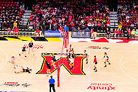 NCAA Volleyball - Maryland Terrapins vs. Penn State<br /> Copyright Alan P. Santos