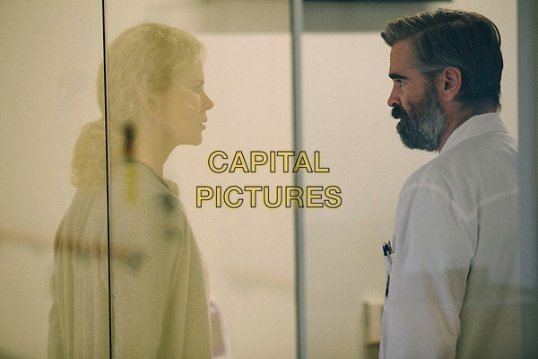 The Killing of a Sacred Deer (2017) <br /> NICOLE KIDMAN, COLIN FARRELL<br /> *Filmstill - Editorial Use Only*<br /> CAP/FB<br /> Image supplied by Capital Pictures