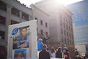 Mr. American Idol, Scotty McCreery, Grand Marshall, Raleigh Christmas Parade, Raleigh, NC, Saturday, November 19, 2011.