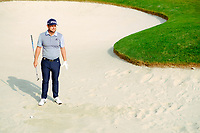 Tyrrell Hatton (ENG) practising ahead of the WGC HSBC Champions 2019, Sheshan Golf Club, Shanghai, China. 29/10/2019.<br /> Picture Fran Caffrey / Golffile.ie<br /> <br /> All photo usage must carry mandatory copyright credit (© Golffile | Fran Caffrey)
