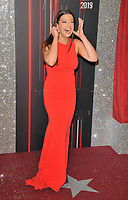 Sophie Austin at the British Soap Awards 2019, The Lowry Theatre, Pier 8, The Quays, Media City, Salford, Manchester, England, UK, on Saturday 01st June 2019.<br /> CAP/CAN<br /> ©CAN/Capital Pictures