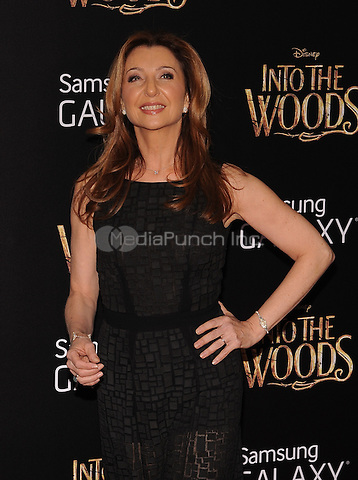 New York,NY-December 8: Donna Murphy ttends the 'Into The Woods' world premiere at the Ziegfeld Theater on December 8, 2014. Credit: John Palmer/MediaPunch
