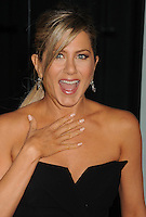 "Jennifer Aniston attends the Movie Premiere of : "" Call Me Crazy ""  - Los Angeles"