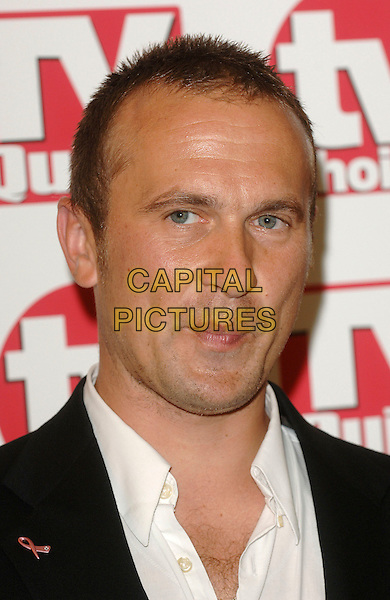 PHILIP MARTIN BROWN.The TV Quick and TV Choice Awards, The Dorchestr, London, UK..September 4th, 2006.Ref: BEL.headshot portrait.www.capitalpictures.com.sales@capitalpictures.com.©Tom Belcher/Capital Pictures.