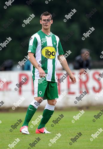 2012-07-15 / Voetbal / seizoen 2012-2013 / Racing Mechelen / Kevin Spreutels..Foto: Mpics.be