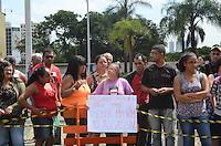 SANTO ANDRE, SP, 16 DE FEVEREIRO 2012 - JULGAMENTO LINDEMBERG ALVES - CASO ELOA - Movimentacao no Forum de Santo Andre onde Lindemberg Alves, de 25 anos, pode prestar depoimento, no terceiro e provável último dia do júri do caso Eloá. Ele é acusado pela morte da ex- namorada Eloá Cristina Pimentel, de 15 anos, em um conjunto habitacional de Santo André, em outubro de 2008. (FOTO: ADRIANO LIMA - BRAZIL PHOTO PRESS).