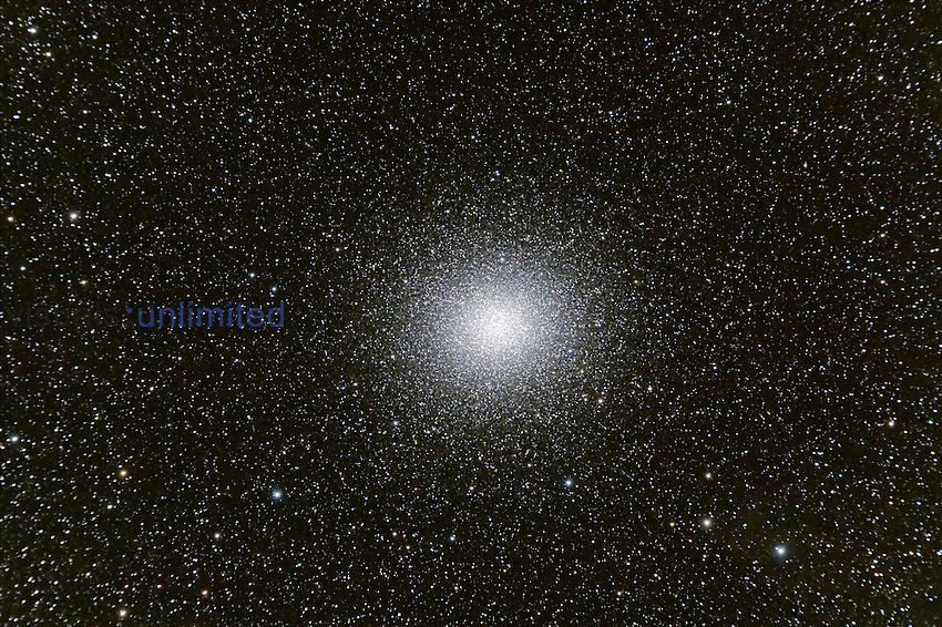NGC 5139 Omega Centauri Globular Cluster