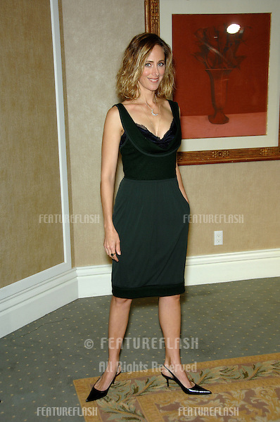 KIM RAVER at the In Style 6th Annual Awards Season Diamond Fashion Show Preview lunch at the Beverly Hills Hotel..January 11, 2007 Beverly Hills, CA.Picture: Paul Smith / Featureflash