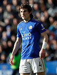Caglar Soyuncu of Leicester City during the Premier League match against Chelsea at the King Power Stadium, Leicester. Picture date: 1st February 2020. Picture credit should read: Darren Staples/Sportimage