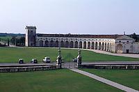 Villa Manin, Residenz des letzten Dogen, Passariano, Venetien-Friaul, Italien