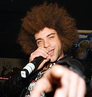 22/11/09 Jamie Afro Archer