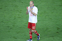 01.05.2013 Barcelona, Spain. UEFA Champions League Semi-Final 2nd leg. Picture show Arjen Robben after game between FC Barcelona Against Bayern Munchen at Camp Nou