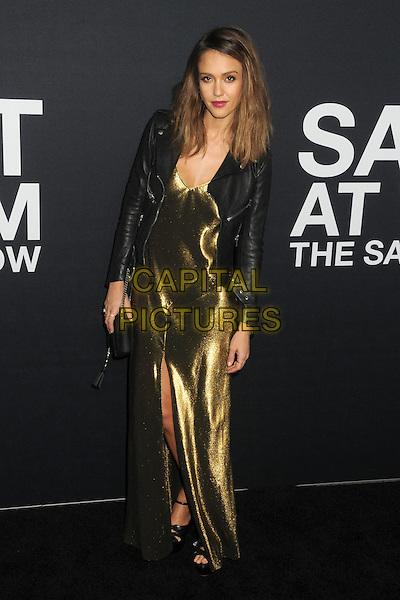 10 February 2016 - Los Angeles, California - Jessica Alba. Saint Laurent At The Palladium held at the Hollywood Palladium. <br /> CAP/ADM/BP<br /> &copy;BP/ADM/Capital Pictures