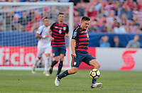 Cleveland, OH - Saturday July 15, 2017: Kelyn Rowe during a 2017 Gold Cup match between the men's national teams of the United States (USA) and Nicaragua (NCA) at FirstEnergy Stadium.