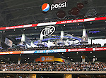 The Dallas Cowboys stadium during the Thanksgiving Day game between the Miami Dolphins and the Dallas Cowboys at the Cowboys Stadium in Arlington, Texas. Dallas defeats Miami 20 to 19...