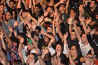 PIRACICABA,SP 23.05.2015 - VIRADA-PAULISTA - A Banda Mais Bonita da Cidade durante Virada Cultural Paulista na cidade de Piracicaba no interior de São Paulo (Foto: Mauricio Bento / Brazil Photo Press )