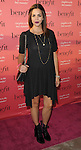 Katie Maloney arriving at the Benefit Cosmeteics National Wing Women Weekend held at Space 15 Twenty Los Angeles, CA. September 26, 2014.