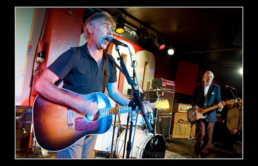 Glen Matlock & Mick Jones - Making the Modern Scene 2 - Terry Rawlings Benefit - 100 Club - 27-07-2009