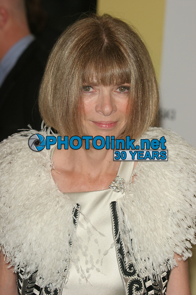 Anna Wintour, 2005, Photo By John Barrett/PHOTOlink