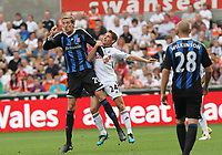 Pictured: Sunday 02 October 2011<br />