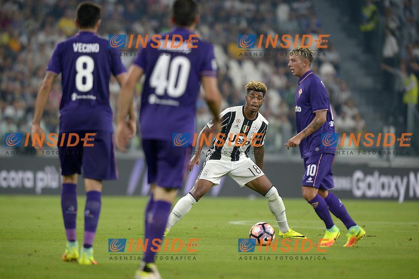Mario Lemina Juventus,<br /> Torino 20-08-2016, Juventus Stadium, Football Calcio 2016/2017 Serie A, Juventus - Fiorentina, Foto Filippo Alfero/Insidefoto
