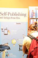 Das große Thema der Buchmesse 2013: Self-Publishing