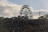 SAO PAULO, SP, 05.04.2014 - LOLLAPALOZA - Movimentaçao de publico no primeiro dia do Festival Lollapaloza no Autodromo de Interlagos na regiao sul da cidade de Sao Paulo neste sabado. (Foto: Vanessa Carvalho / Brazil Photo Press.)