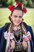 Transylvania Traditional Clothes Festival, Romania