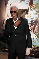 Morgan Freeman<br /> at the &quot;Island Of Lemurs: Madagascar&quot; World Premiere, California Science Center, Los Angeles, CA 03-29-14<br /> David Edwards/DailyCeleb.Com 818-249-4998