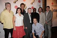 Montreal (QC) CANADA, August 28, 2007-<br /> Andre Robitaille,<br /> Conference de presse  pour les finalistes au prix gemeaux<br /> <br /> photo : (c) images Distribution