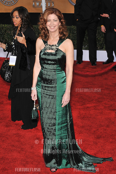 Dana Delaney at the 15th Annual Screen Actors Guild Awards at the Shrine Auditorium, Los Angeles..January 25, 2009 Los Angeles, CA.Picture: Paul Smith / Featureflash