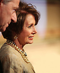 Nancy Pelosi & Paul Pelosi.arriving for the 34th Kennedy Center Honors Presentation at Kennedy Center in Washington, D.C. on December 4, 2011