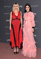 Lola Lennox & Tali Lennox at the 2017 LACMA Art+Film Gala at the Los Angeles County Museum of Art, Los Angeles, USA 04 Nov. 2017<br /> Picture: Paul Smith/Featureflash/SilverHub 0208 004 5359 sales@silverhubmedia.com