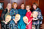 Pictured at Sickly Come Dancing, UHK, at Ballygarry House Hotel & Spa, Tralee on Friday night last were l-r: Irene Heffernan, Sharon O'Sullivan, Pauline Walsh, Joan Cotter and Sheridan McGovern.