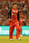 8th January 2018, The WACA, Perth, Australia; Australian Big Bash Cricket, Perth Scorchers versus Melbourne Renegades; Brad Hogg of the Melbourne Renegades walks back to his bowling mark during the Scorchers innings