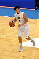 LEEUWARDEN - Basketbal, Donar - Estudiantes, Kalverdijkje, Champions League,  29-09-2017, Donar speler Sean Cunningham