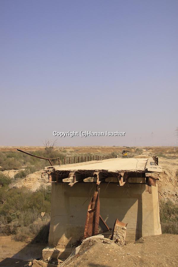 Jordan Valley, Abdullah Bridge over the Jordan River
