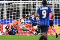 Manor Solomon  of  Shakhtar Donetsk  scores a goal.<br /> Milano 01-10-2019 Stadio Giuseppe Meazza <br /> Football Champions League 2019//2020 <br /> Group Stage Group C <br /> Atalanta - Shakhtar Donetsk  <br /> Photo Image Sport / Insidefoto