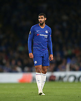 Chelsea's Ruben Loftus-Cheek<br /> <br /> Photographer Rob Newell/CameraSport<br /> <br /> UEFA Europa League - Group L - Chelsea v MOL Vidi - Thursday 4th October 2018 - Stamford Bridge - London<br />  <br /> World Copyright © 2018 CameraSport. All rights reserved. 43 Linden Ave. Countesthorpe. Leicester. England. LE8 5PG - Tel: +44 (0) 116 277 4147 - admin@camerasport.com - www.camerasport.com