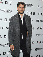 "NEW YORK, NY - December 4: Johannes Huebl attends the New York premiere for ""In the Fade"" at MoMA on December 4, 2017 in New York City.Credit: John Palmer/MediaPunch /NortePhoto.com NORTEPHOTOMEXICO"