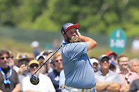 Andrew &quot;Beef&quot; Johnston (ENG) tees off the 8th tee during Saturday's Round 3 of the 118th U.S. Open Championship 2018, held at Shinnecock Hills Club, Southampton, New Jersey, USA. 16th June 2018.<br /> Picture: Eoin Clarke | Golffile<br /> <br /> <br /> All photos usage must carry mandatory copyright credit (&copy; Golffile | Eoin Clarke)