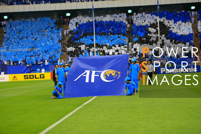 Al Hilal vs Foolad Khouzestan during the 2015 AFC Champions League Group C match on April 08, 2015 at the King Fahd International Stadium in Riyadh, Saudi Arabia. Photo by Adnan Hajj / World Sport Group