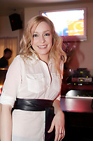 January 2007 File Photo - <br /> Annie Villeneuve at the<br /> Official Opening of Pinokkio Club on De Maisonneuve and Crescent in downtown Montreal.