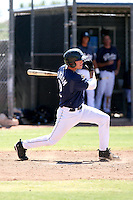 Paul Bingham - San Diego Padres - 2010 Instructional League.Photo by:  Bill Mitchell/Four Seam Images..