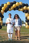 Palos Verdes, CA 02/09/12 - Jimmy Ramirez (Peninsula #24) during the open ceremony on parents' day.