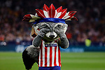 Indi of Atletico de Madrid during La Liga match between Atletico de Madrid and Real Madrid at Wanda Metropolitano Stadium{ in Madrid, Spain. {iptcmonthname} 28, 2019. (ALTERPHOTOS/A. Perez Meca)
