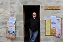 18/01/12 - CHARROUX - ALLIER - FRANCE - La Remise, epicerie rurale de Michel BOUGARD - Photo Jerome CHABANNE