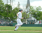 Hideki Matsui (Yankees), MAY 24, 2014 - MLB : Former New York Yankees player Hideki Matsui hits a home run during the Hall of Fame Classic baseball game in Cooperstown, New York, United States. (Photo by AFLO)