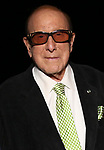 "Clive Davis backstage after a performance of ""Ain't Too Proud"" at the Imperial Theatre on April 11, 2019 in New York City."